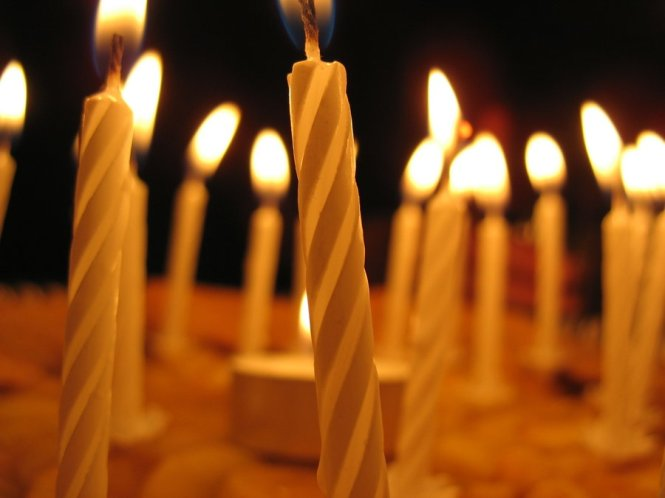 Image of Birthday Candles