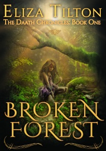 Broken Forest by Eliza Tilton