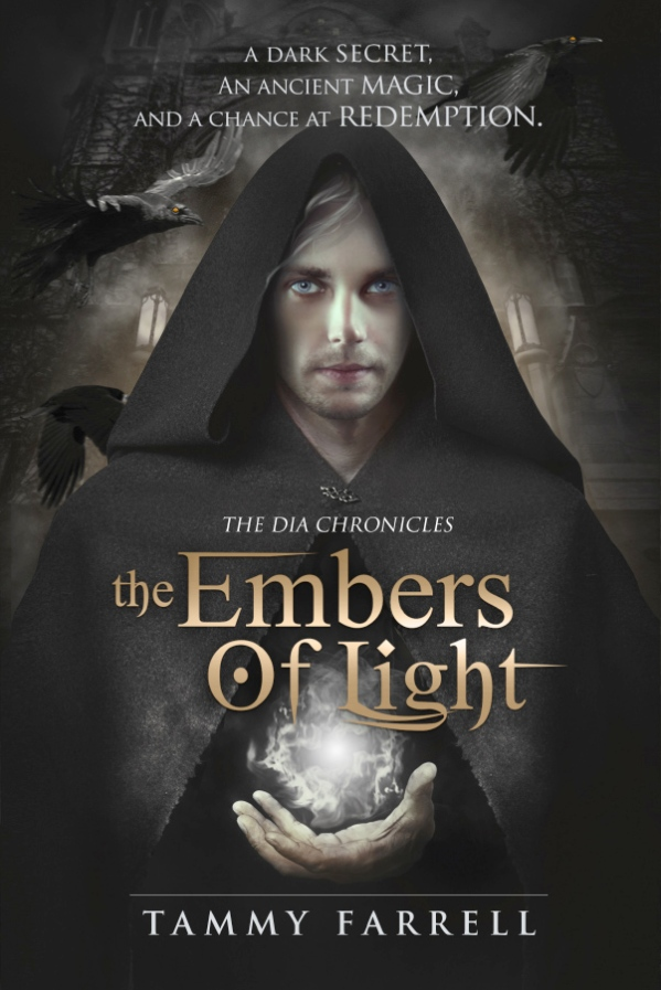 The Embers of Light by Tammy Farrell