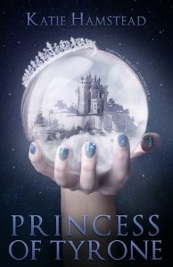 Princess of Tyrone Book Cover